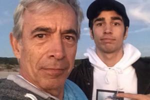 Daniel Arias, El Hijo Menor De Imanol Arias Y Pastora Vega